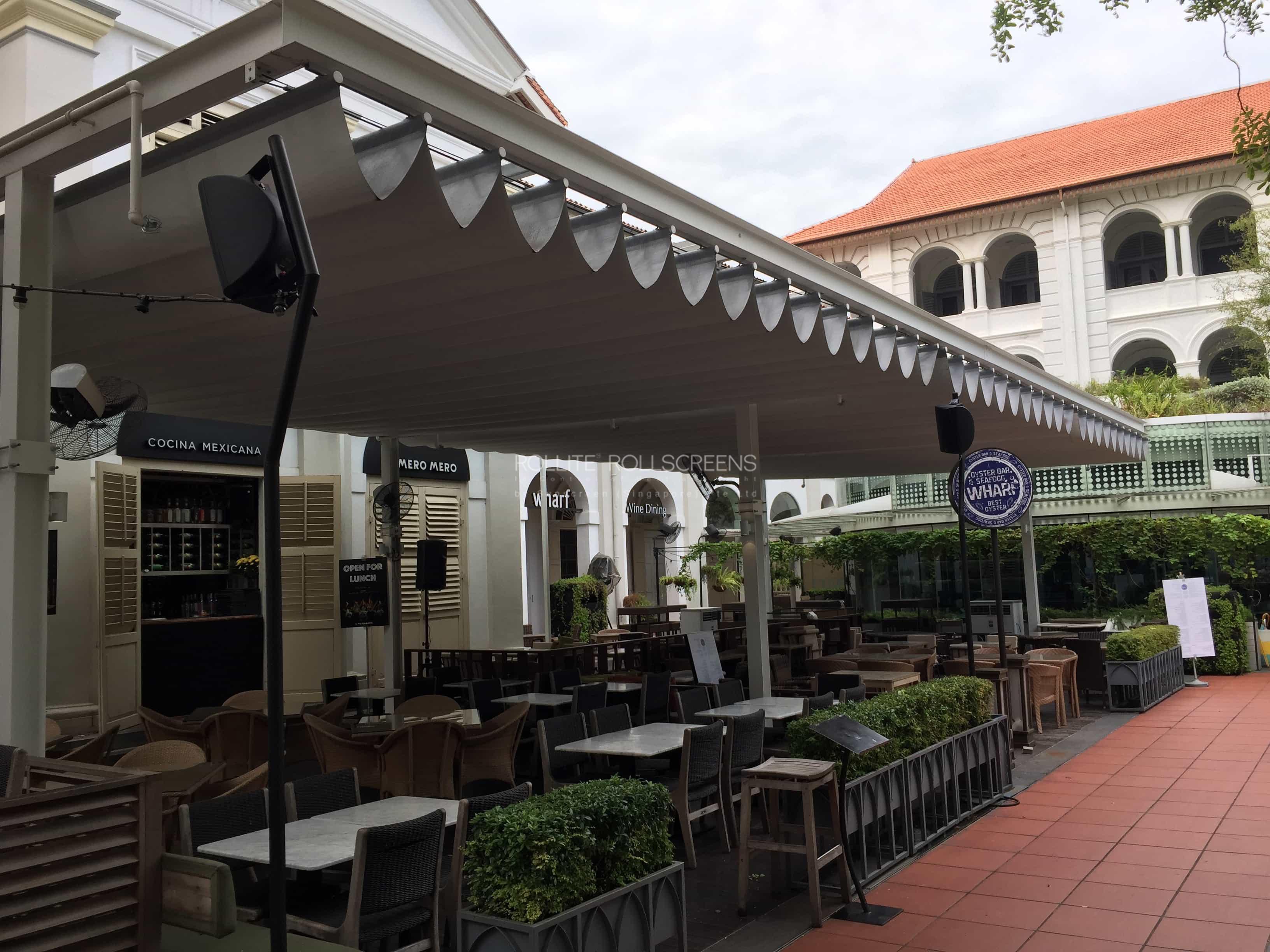 Sunscreen Singapore_Rollite External Scallop Skylight 11
